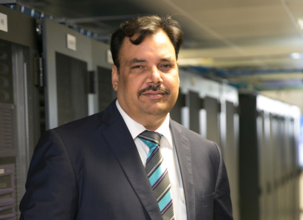 Madhav Rao, CIO, LuLu Group