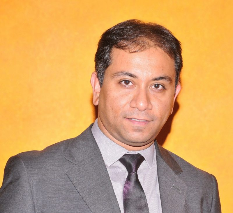 Amit Roy, Paladion