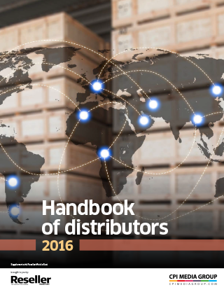 Handbook of Distributors 2016