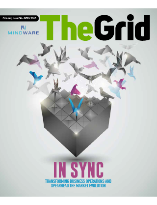 Mindware | The Grid | Issue 08 | GITEX 2016 | In Sync