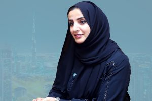Dr Aisha bint Butti bin Bishr, director-general, Smart Dubai Office,