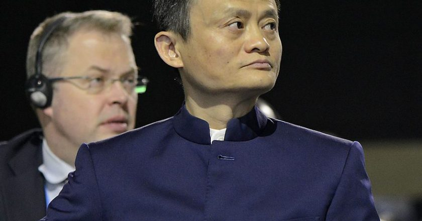 Alibaba has broken into the world's top five IaaS cloud providers