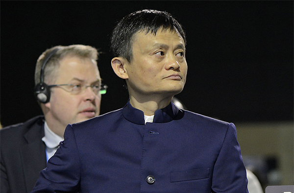 Alibaba boss Jack Ma tells Mark Zuckerberg to 'fix' Facebook