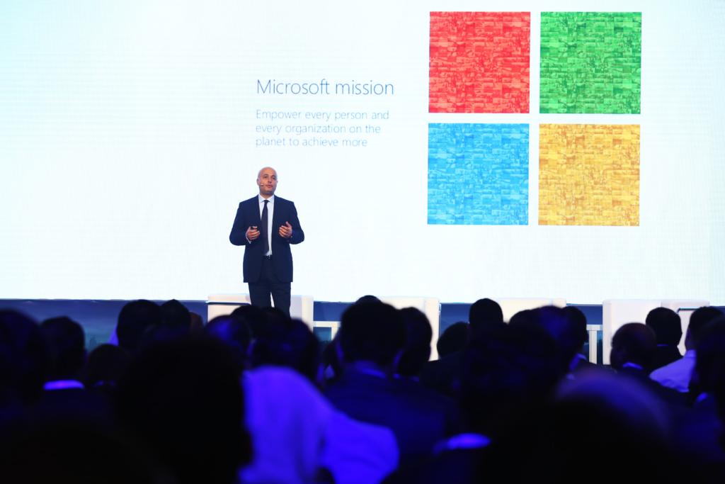 Samer Abu Ltaif, Microsoft Gulf