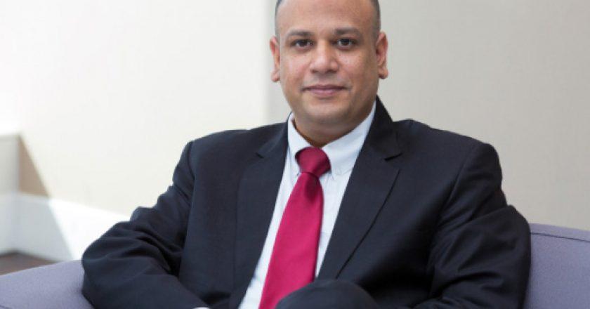 Akshay Lamba, CIO, Deloitte Middle East