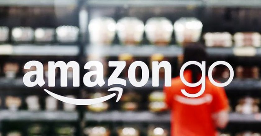 amazon go, retail, e-commerce