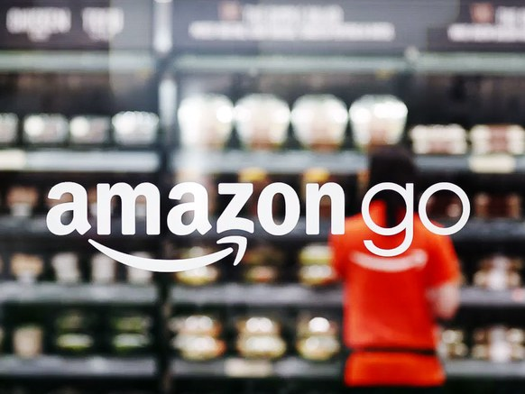 "Amazon's ""just walk out"" technology to enable a cashierless store has ""improved markedly,"" according to a Bloomberg source."
