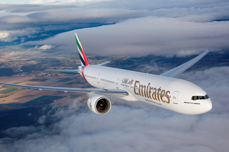 """Emirates has signed a new agreement with Thales to equip its 777X fleet with the """"next generation broadband inflight connectivity"""" using Inmarsat GX global network."""