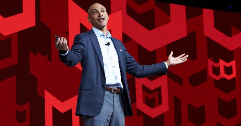 Chris Young, Intel Security