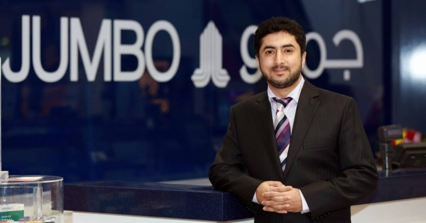Nadeem Khanzadah, Head, OmniChannel Retail, Jumbo Group