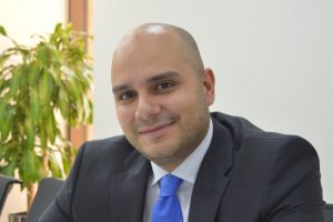 Shadi Khuffash, Regional Sales Manager, Carriers and ISP's, Fortinet