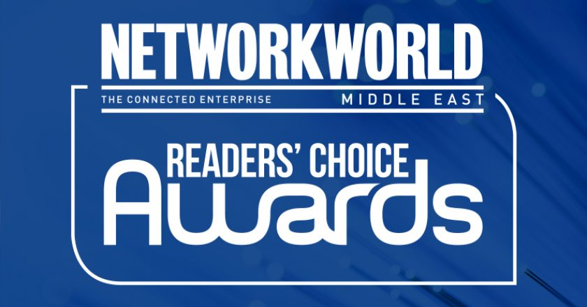 Network World Middle East Reader's Choice Awards