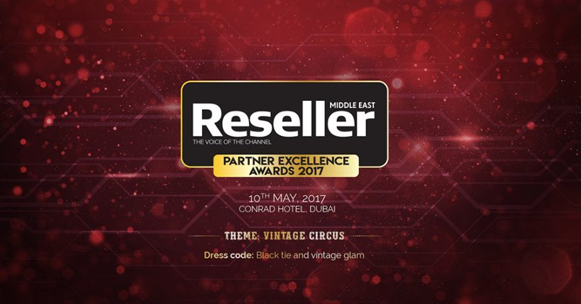 Reseller Middle East Partner Excellence Awards 2017