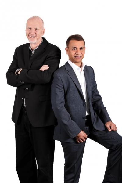 Chet Pipki and Amanulla Khan, Belkin International