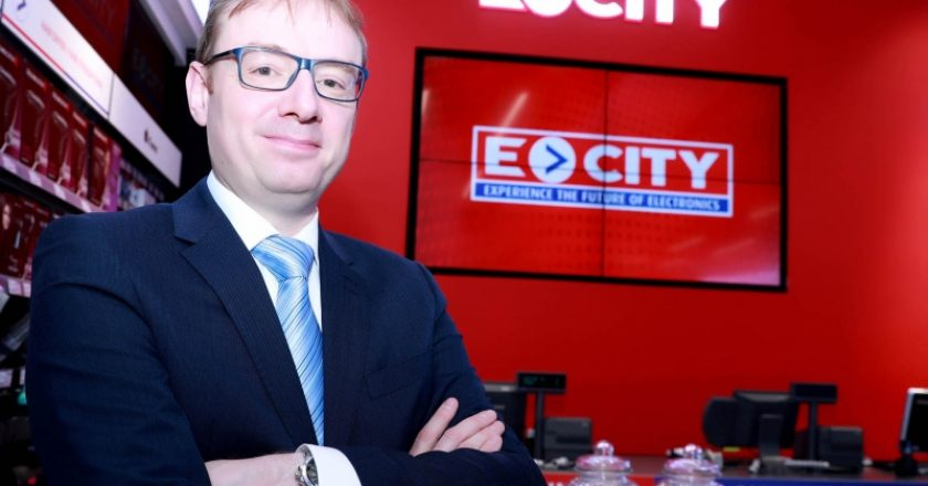 Dirk Raemdonck, E-City