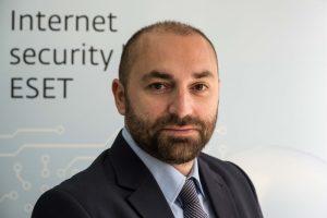 Dimitris Raekos, ESET Middle East