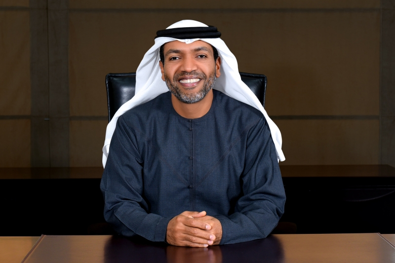 Injazat CEO Khaled Al Melhi, IT, services, cloud, Mubadala, Abu Dhabi