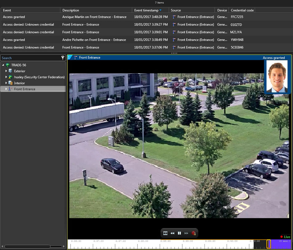 Genetec, securitycenter-5-6_automatic-license-plate-recognition-alpr-as-a-credential