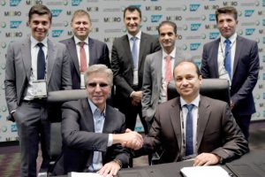 DEWA and SAP sign the MoU
