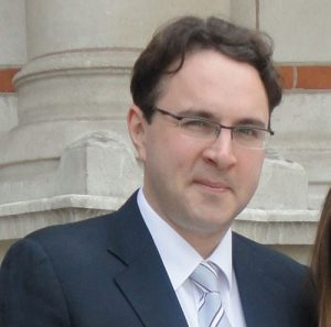 Liam McSherry, marketing director, DISTREE Events