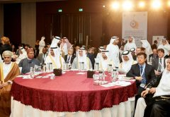 Energy leaders at the GCC Petroleum Media Forum