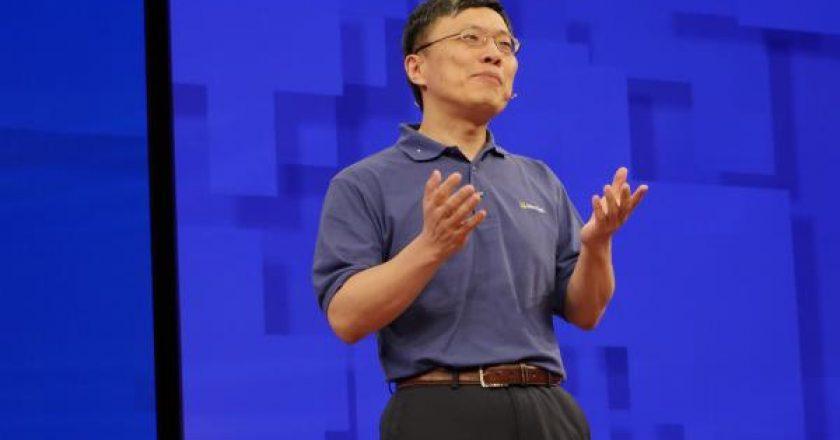 Microsoft AI EVP Harry Shum