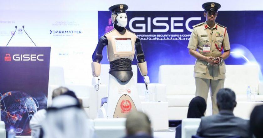 Khalid Nasser Al Razooqi, Dubai Police's director-general of Smart Services