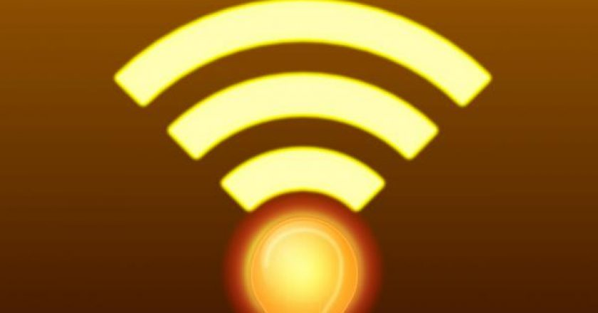 Li-Fi can deliver an unprecedented Internet connection speed