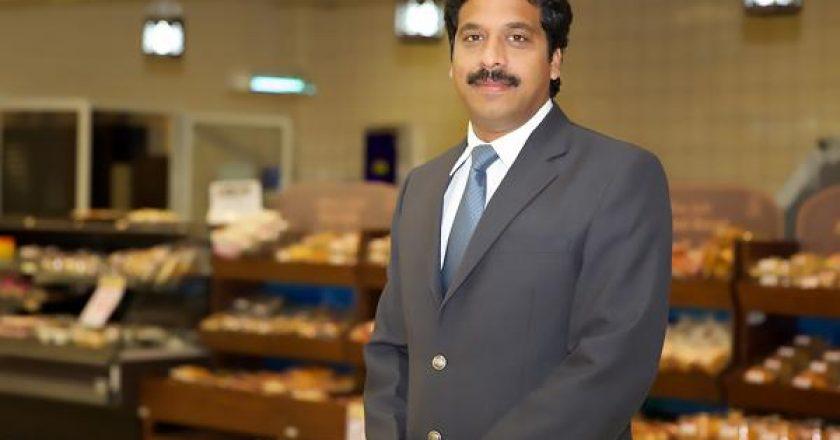 Manoj Vijayan, IT director, Aswaaq