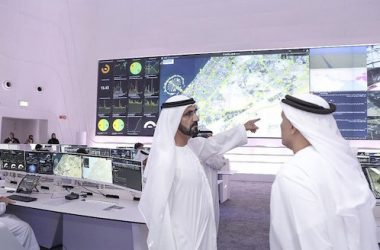 HH Sheikh Mohammed bin Rashid Al Maktoum, vice president of the UAE and ruler of Dubai