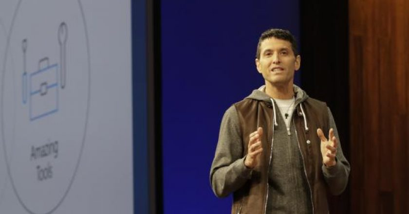 Terry Myerson, Microsoft's EVP of Windows and devices