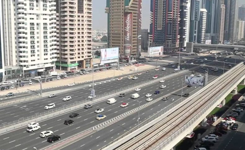 Dubai's RTA has launched a new service for requesting permits for elongated and used vehicles