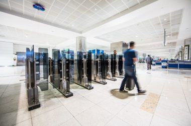 Emirates has begun work on biometric scanners at DXB Terminal 3