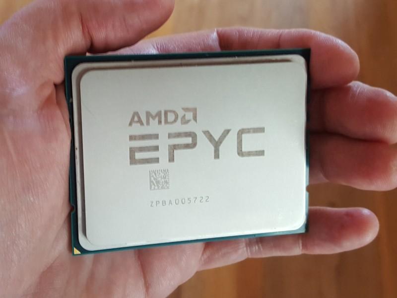 AMD launches high performance EPYC server processors