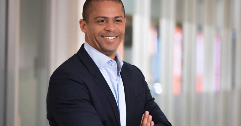 F5 Networks CEO Francois Locoh Donou