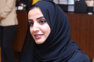 Her Excellency Dr Aisha Bint Butti Bin Bishr