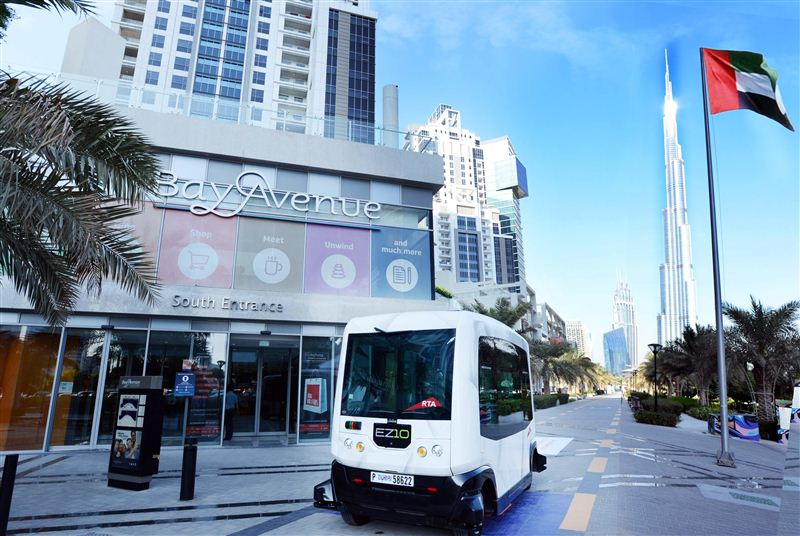 The Congress aims to raise the public awareness of modern and future technologies of self-driving transport.
