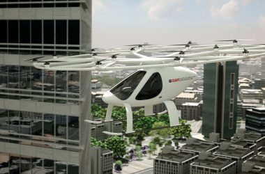 CEO of the RTA's Licensing Agency Ahmed Hashem Bahrozyan says that flying cars could take five years to arrive in Dubai