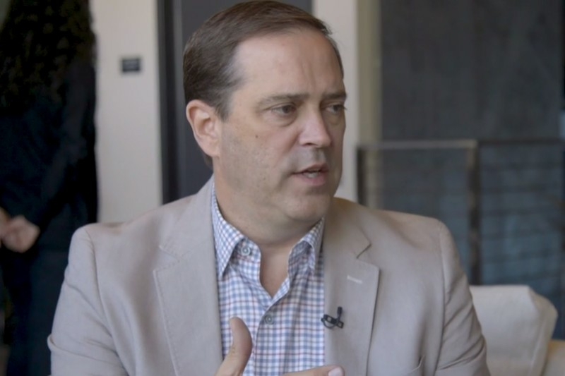 Cisco CEO Chuck Robbins on the new era of networking