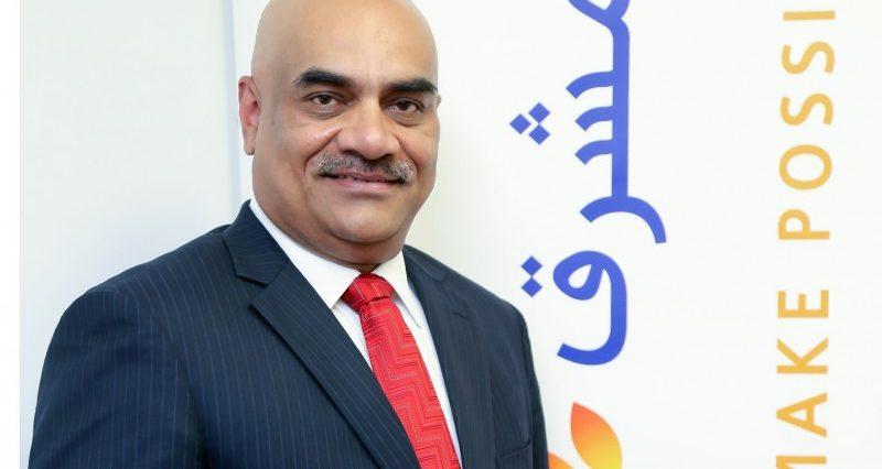 Mashreq's head of retail banking Subroto Som