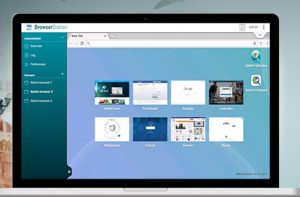 QNAP announces Browser Station app to help users navigate