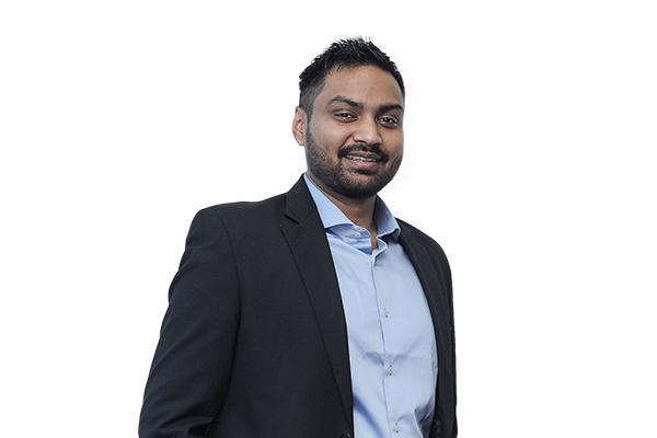 Aditya Puri, senior marketing manager, Redington Value