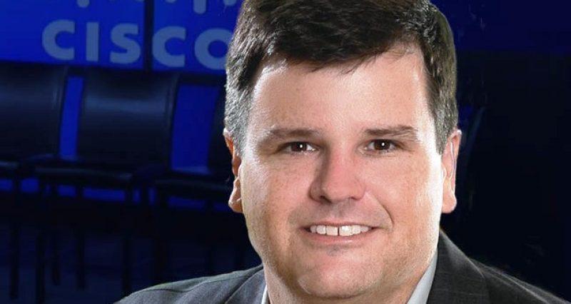 Scott Harrell, Cisco