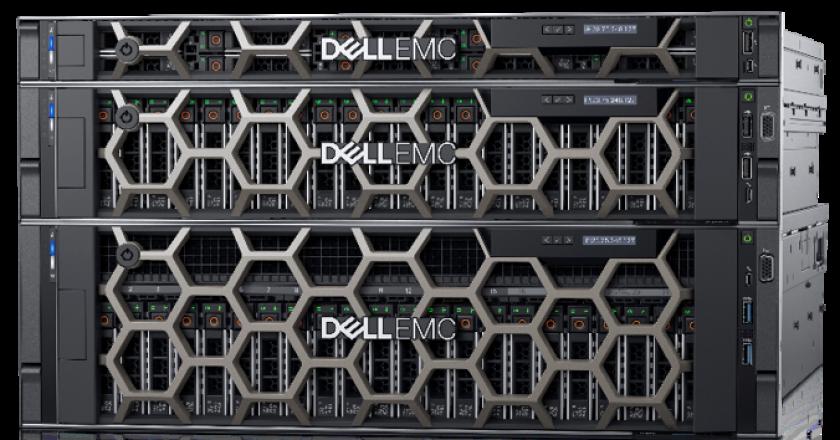 Dell EMC PowerEdge 14th generation server