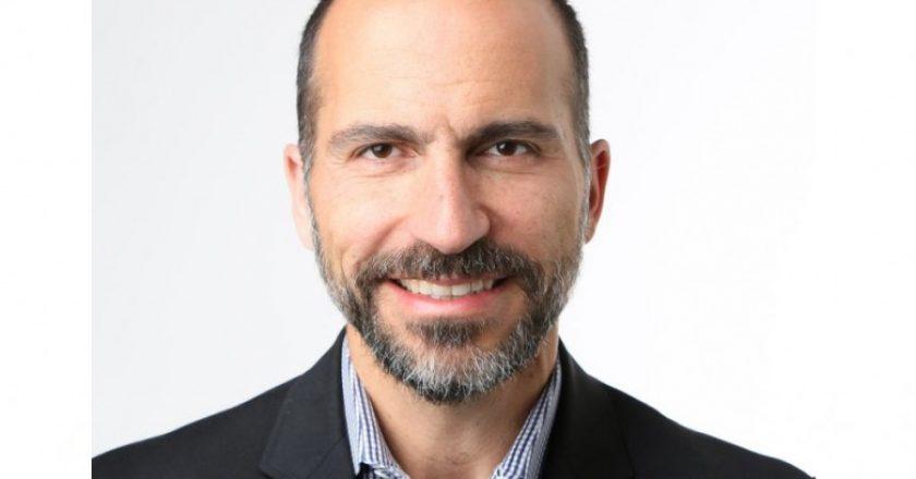 Dara Khosrowshahi, Uber, hack