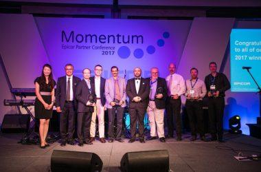 Epicor partner award winners