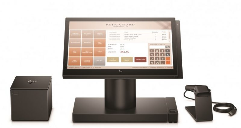 HP ElitePOS, HP