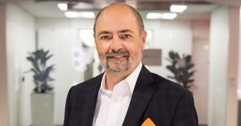 Pure Storage's new CEO Charles Giancarlo