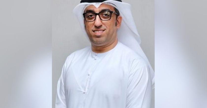 Yaqoub Yousuf Rasheed, Director, IT Department, DED-Ajman
