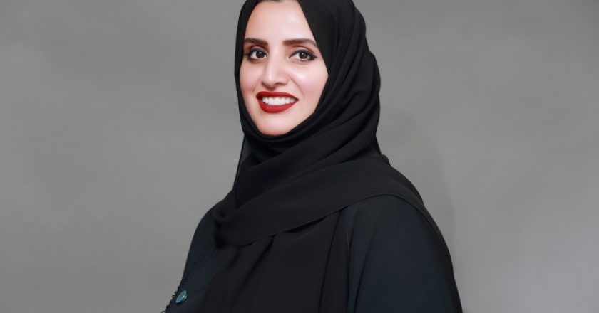 H.E. Dr Aisha Bint Butti Bin Bishr commends the first graduating batch of ConsenSys Academy's Ethereum Blockchain Developers' programme, UAE Pass